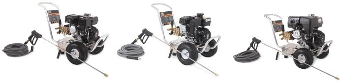 MI-T-M CA SERIES pressure washer breakdowns, Owners Manuals & Replacement Parts.