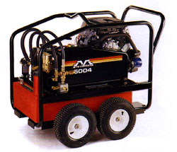 MI-T-M CWC Series Pressure Washer Parts & Breakdown