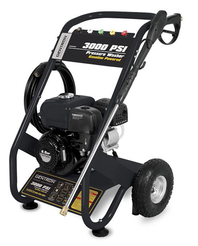 GENTRON GW5102 PRESSURE WASHER PARTS & MANUAL