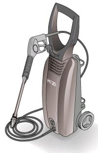 H120 POWER WASHER Parts & Accessories