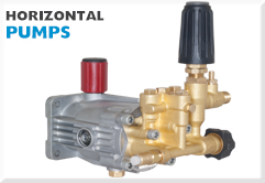 Horizontal Pressure Pumps