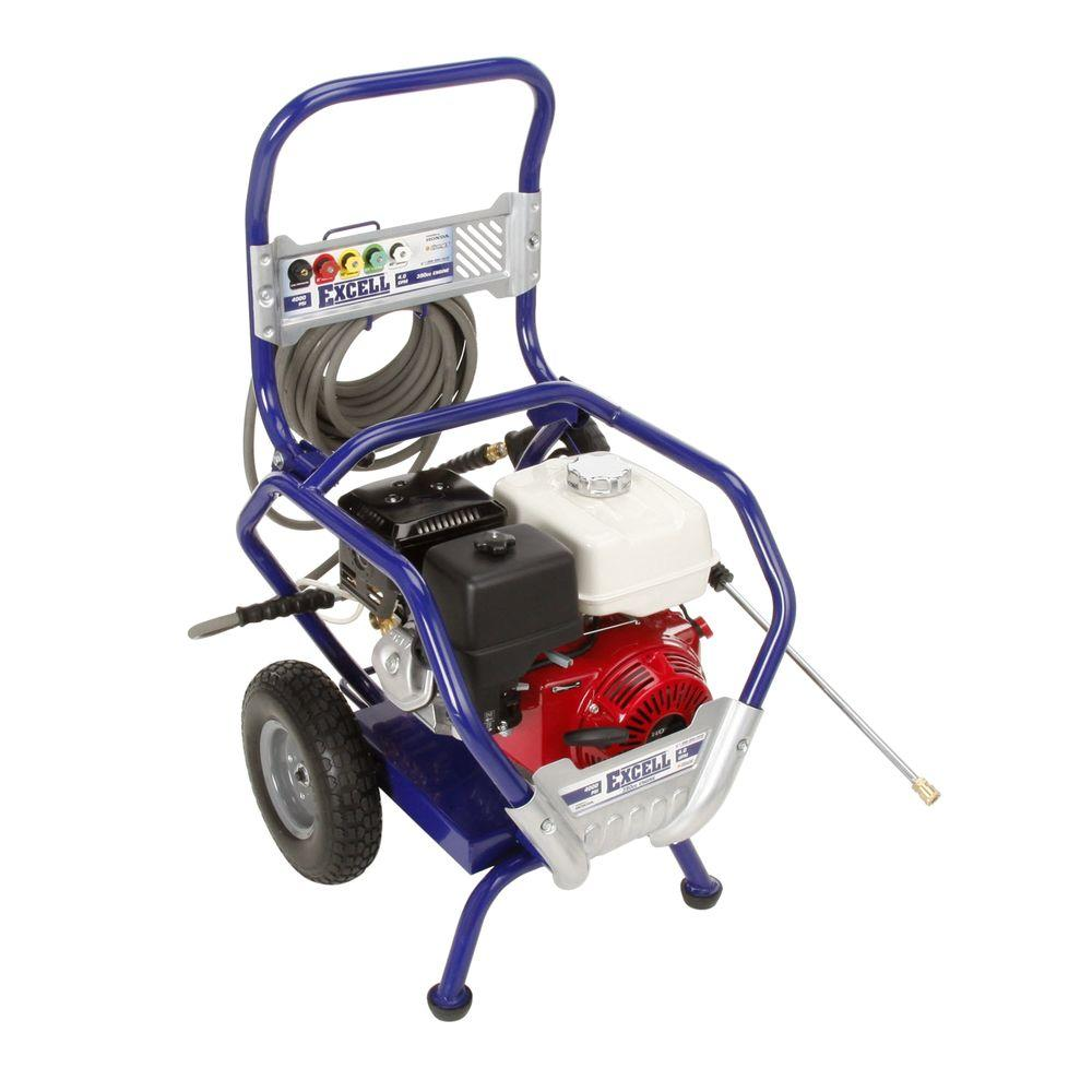 Excell PWZC164000 pressure washer parts and manual