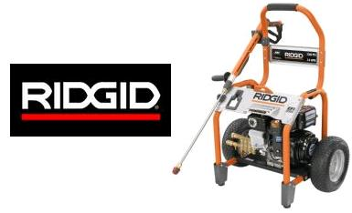 RIDGID Pressure Washer Replacement Parts,Breakdown & Pumps