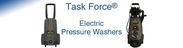 Task Force Electric Pressure Washer Parts