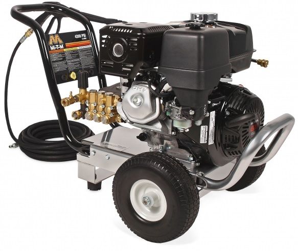 MI-T-M WP-4200-0MHB Pressure Washer Breakdown, Parts, pump & manual