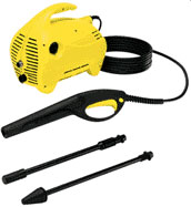 Karcher K215 Pressure Washer Parts