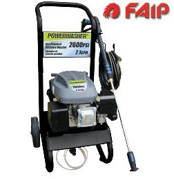 Faip PW2600 Pressure washer Parts, Breakdown & Owners Manual