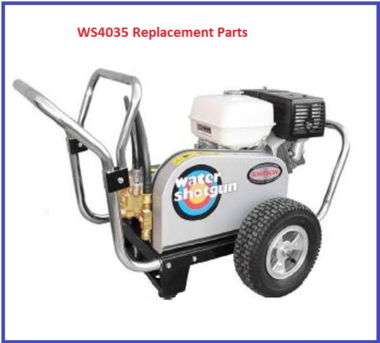 SIMPSON WS4035 REPLACEMENT PARTS