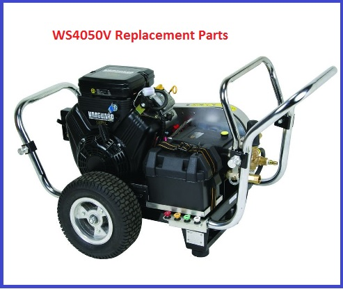 simpson WS4050 REPLACEMENT PARTS