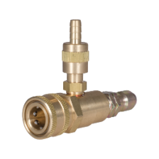 Chemical Injector Adjustable