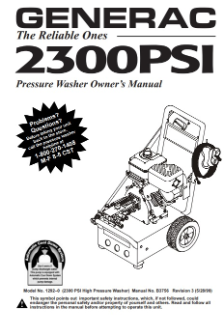 1292 Owners Manual