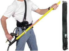 Telescoping Wand Belt