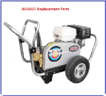 Water Shotgun WS4035 Simpson Pressure Washer Parts Page